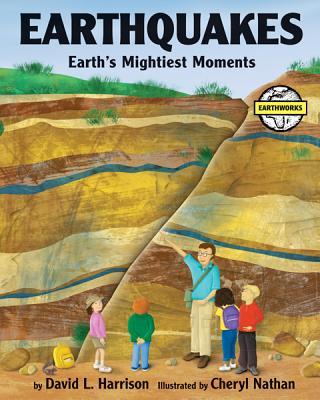 Earthquakes By Harrison, David L./ Nathan, Cheryl (ILT)